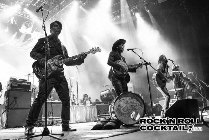 Avett Brothers shot by Jason Miller