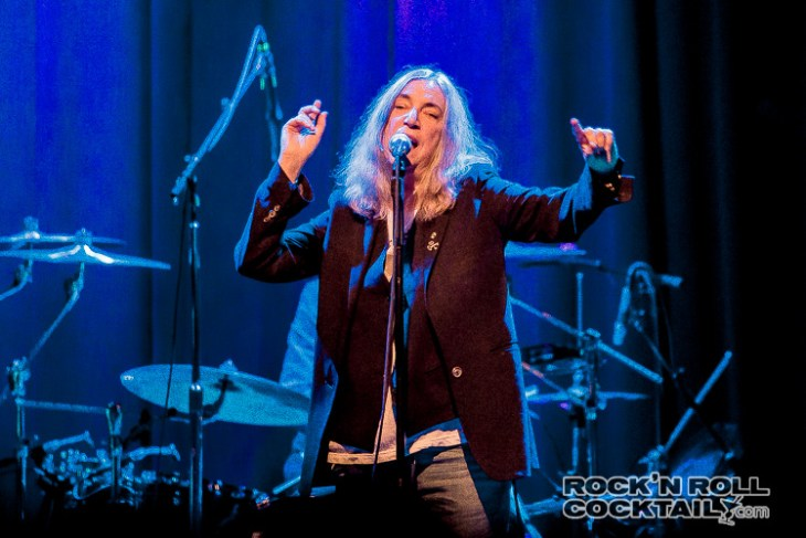 Patti Smith at The Fillmore Photographed by Jason Miller-18