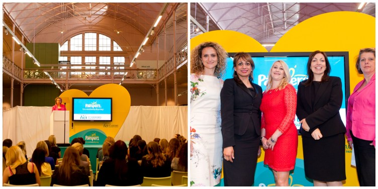 Pampers Love Sleep And Play Campaign