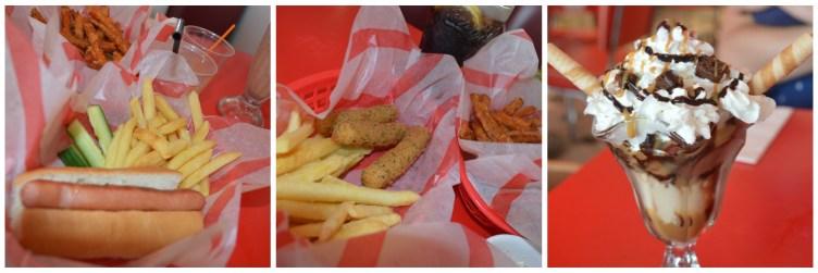 Deans Diner Meal 4