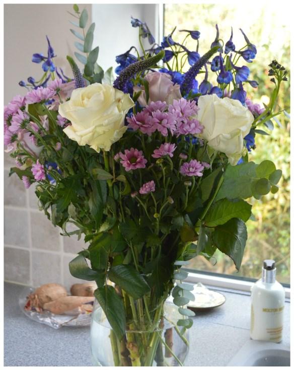 Tesco Flowers Post 2
