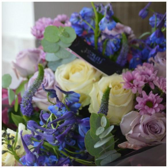 Tesco Flowers Post