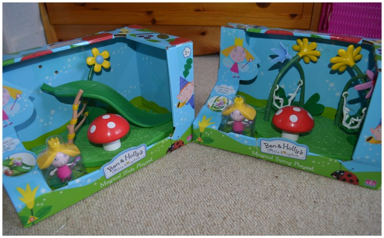 Ben and Holly Play Sets