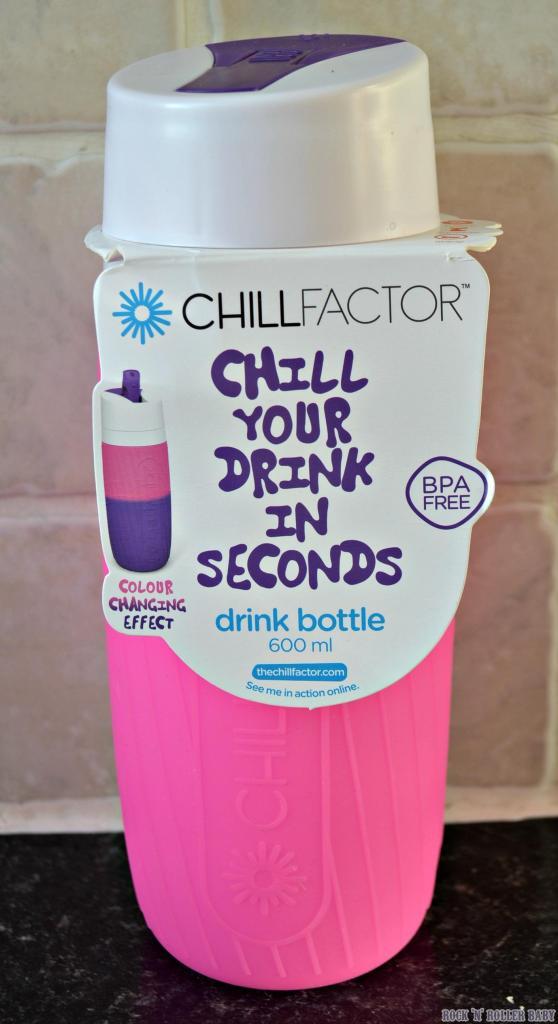 ChillFactor Drinks Bottle 1