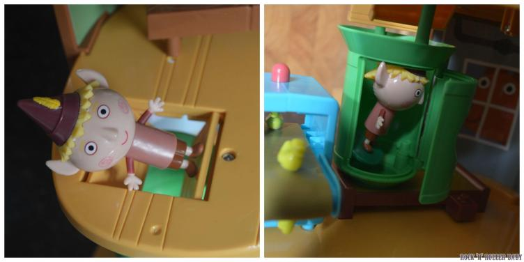 Elf Tree Playset Ben And Holly 3