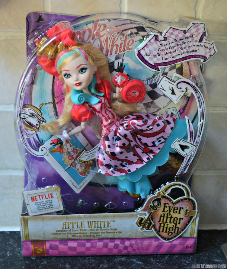 Apple White from Ever After High!