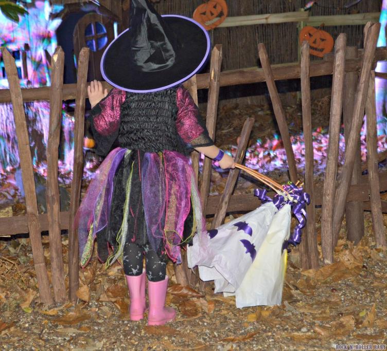 The lantern parade last year at BeWILDerwood!