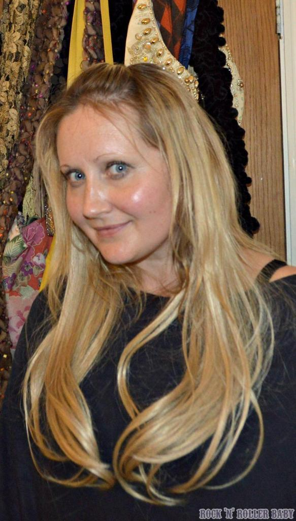 LOVE my new clip in extensions which I bought for £30 yet I'd have paid more I'm so pleased - they're made by BaBylis!