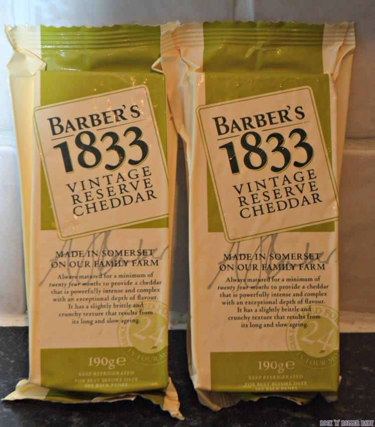 Barber's is a Somerset run family business and their vintage cheddar is absolutely delicious!