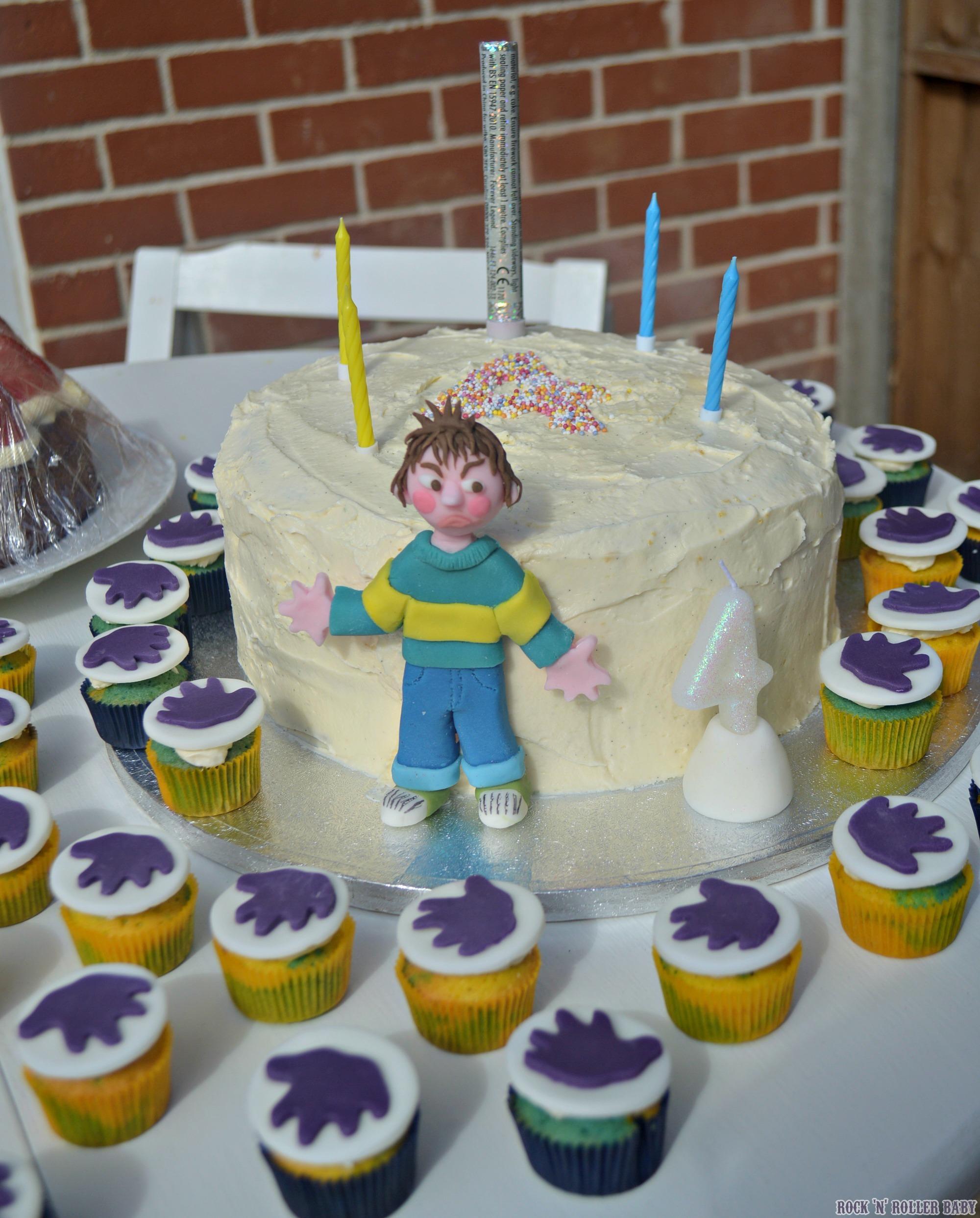 Jimmy S Horrid Henry Birthday Party