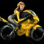 human-motorcycle
