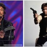 Al Pacino quase foi Han Solo em Star Wars (1977)