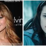 Jennifer Lawrence quase foi Bella Swan em Crepúsculo (2008)
