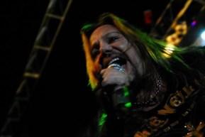 Vince Neil en vivo en Santiago | Foto: Cristian Soto
