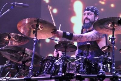 Mike Portnoy, ex batero de Dream Theater | Fotógrafo: Javier Valenzuela