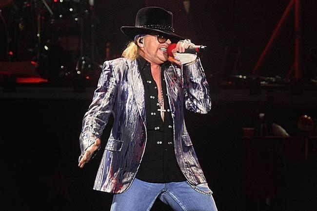 Guns N' Roses en Santiago | Fotógrafo: Paula Farías