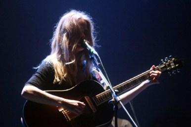 Christina Rosenvinge en Chile | Fotógrafo: Edgard Cross-Buchanan Vega