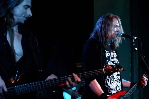 Gamma Ray en Santiago | Fotógrafo: Edgard Cross-Buchanan