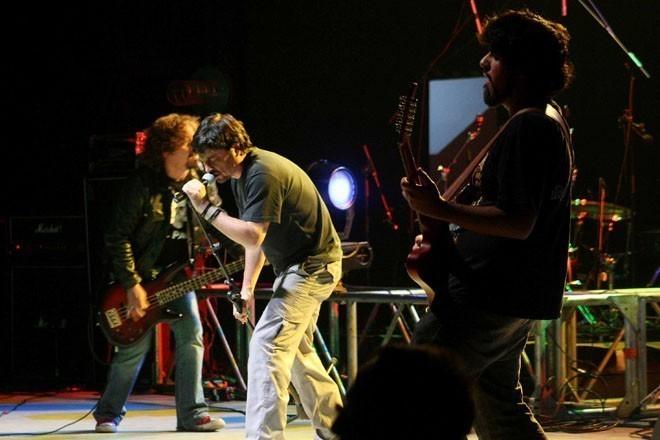 Machuca - Rock & Roll Chile | Fotógrafo: Edgard Cross Buchanan