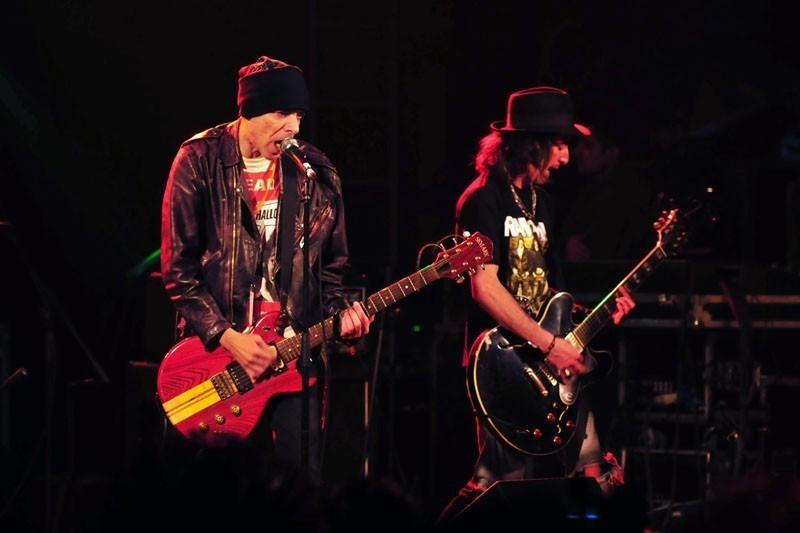 Los peores de Chile abrieron el concierto de The Adicts en Chile 2010 | Fotógrafo: Javier Valenzuela