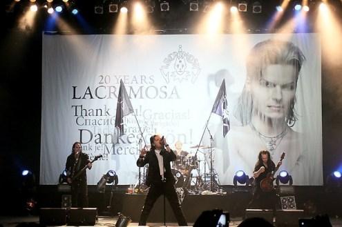Lacrimosa en Chile 2010   Fotógrafo: Carlos Müller
