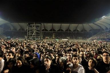 Rage Against the Machine | Estadio Bicentenario de La Florida | Fotógrafo: Javier Valenzuela