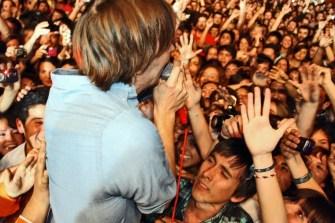 "Phoenix en Chile 2010 | Fotógrafo: Sebastian ""Manson"" Jimenez"