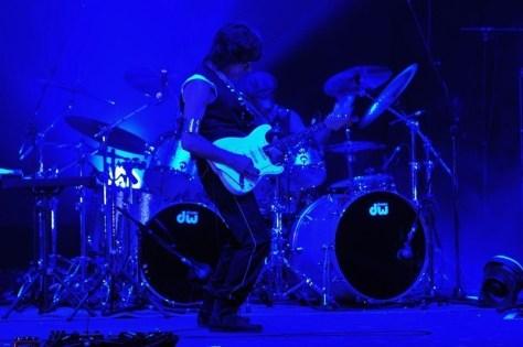 Jeff Beck en Chile 2010 | Fotógrafo: Javier Valenzuela