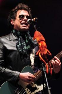 Andrés Calamaro en el Festival El Abrazo | Fotógrafo: Javier Valenzuela