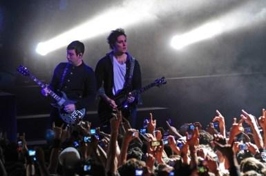 Avenged Sevenfold - Chile 2011 | Fotógrafo: Javier Valenzuela