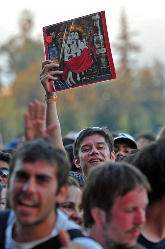 Lollapalooza Chile 2011 – Día dos | Fotógrafo: Javier Valenzuela