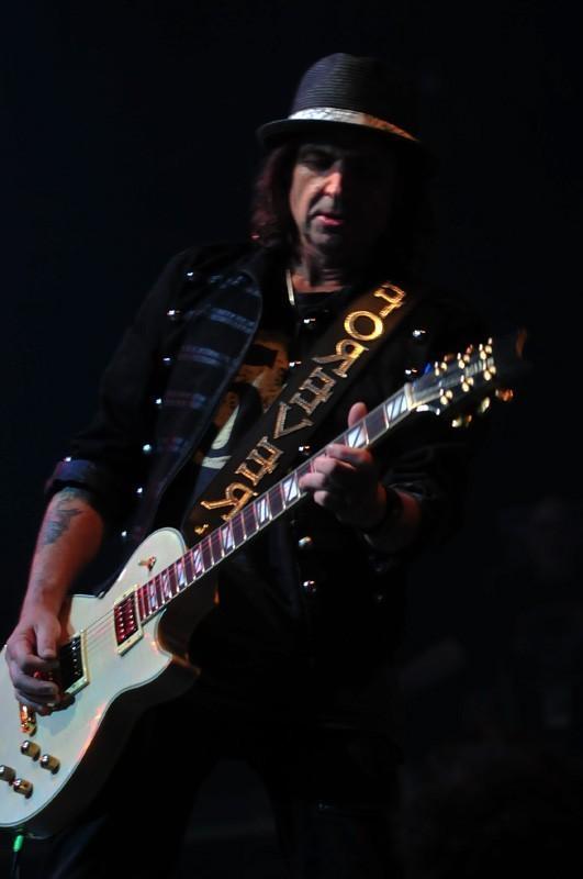 Motörhead en Chile 2011 | Fotógrafo: Javier Valenzuela