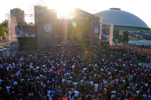 Lollapalooza Chile 2011 - Día uno | Fotógrafo: Javier Valenzuela