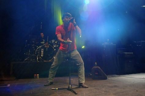 Marky Ramone's Blitzkrieg + Fiskales Ad-Hok + Los Peores de Chile + Machuca | Fotógrafo: Javier Valenzuela