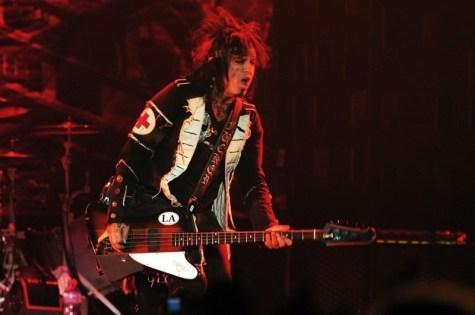 Mötley Crüe en Chile 2011 | Fotógrafo: Javier Valenzuela