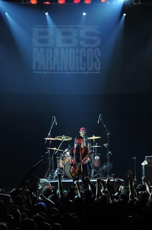 BBS Paranoicos: 20 años | Fotógrafo: Javier Valenzuela