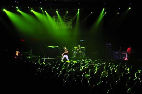 Devil Presley - BBS Paranoicos: 20 años | Fotógrafo: Javier Valenzuela