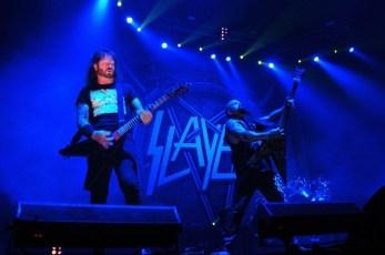 Slayer en Chile 2011 | Tom Araya | Fotógrafo: Javier Valenzuela