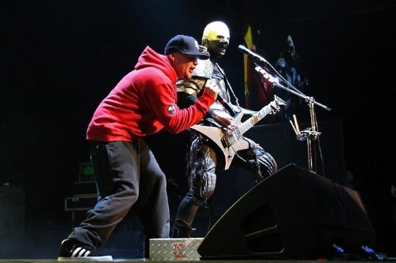 Limp Bizkit en Chile 2011 | Fotógrafo: Roberto Vergara