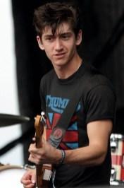 Arctic Monkeys - Lollapalooza Chicago 2011 | Fotógrafo: Alejandro Meléndez