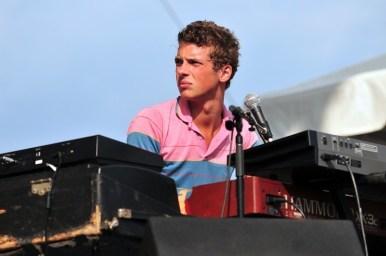 Portugal. The Man - Lollapalooza Chicago 2011 | Fotógrafo: Javier Valenzuela