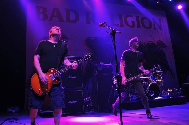 Bad Religion en Chile | Fotógrafo: Javier Valenzuela