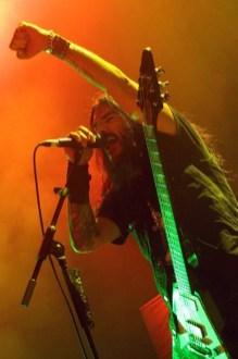 Machine Head en Chile | Fotógrafo: Roberto Vergara