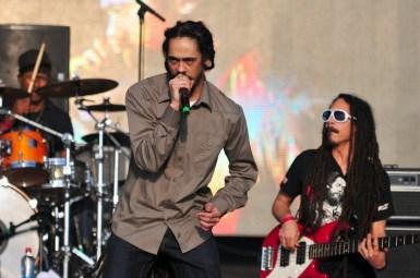 Damian Jr. Gong Marley - Maquinaria Festival 2011 | Fotógrafo: Javier Valenzuela