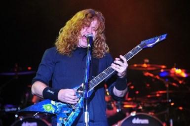 Megadeth - Maquinaria Festival 2011 | Fotógrafo: Javier Valenzuela