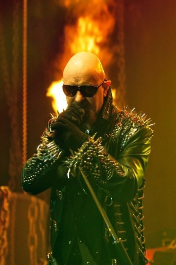 Judas Priest - Septiembre | Lo mejor del 2011 | Fotografía de Javier Valenzuela