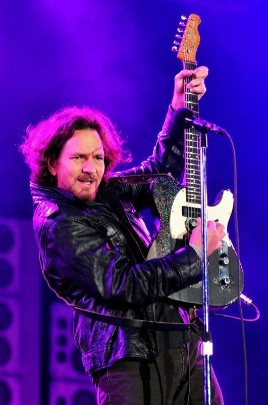 Pearl Jam | Lo mejor del 2011 | Fotografía de Javier Valenzuela
