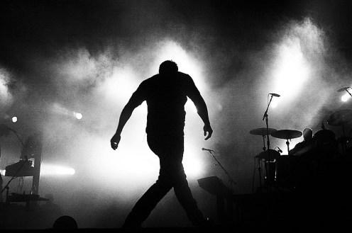 FOTOROCK - NIN Trent Reznor - 2008