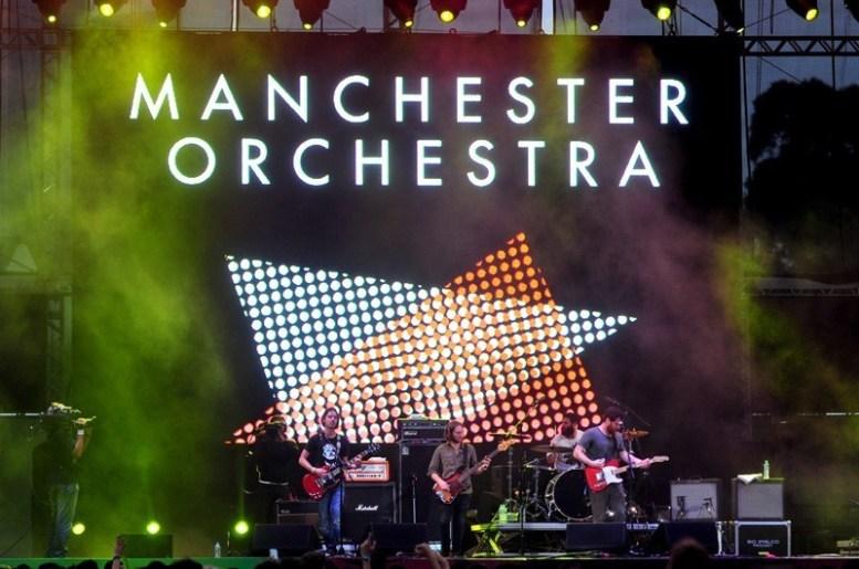 Manchester Orchestra | Lollapalooza Brasil 2012 | Fotógrafo: Javier Valenzuela