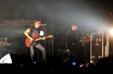 Arctic Monkeys | Lollapalooza Chile 2012 | Fotógrafo: Javier Valenzuela
